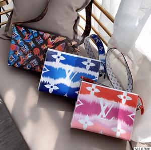 la nouvelle créateurs de mode dames dames sac d'embrayage de mode portefeuille cuir long paquet de cartes porte-monnaie