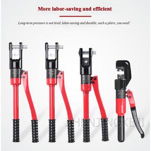 Ferramentas hidráulicas Cortador de cabo Início DIY hidráulica braçadeira ferramenta alicates braçadeira manual Multifuncionais Ferramentas