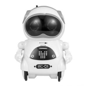 GOOLSKY 939A RC 소형 로봇 이야기 전기 / RC 동물 전기 원격 대화 형 대화 음성 인식 녹음 Danci 노래 제어