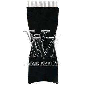 VMAE 2020 Yeni 6 Stiller Kirpik Tarak Profesyonel Makyaj Fırça Çelik Diş Kaş Kirpik Fırçası Güzellik Araçları