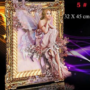 5D Diamante Pintura Bordado Cruz Craft ponto Pictures Arts Kit Mural Decor