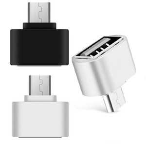 Male to Female Micro usb OTG Adapter for smart phone Flash Mouse Keyboard