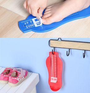 measure ruler kid hand tool for professional multi colors kids Children Baby Foot Shoe Size Measure Tool