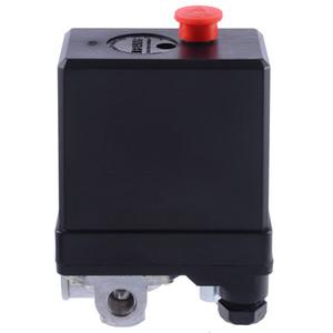 3-fase 380 / 400V Heavy Duty compresor de aire del conmutador de presión de control de la válvula de aire del compresor del conmutador de presión de control Y200407