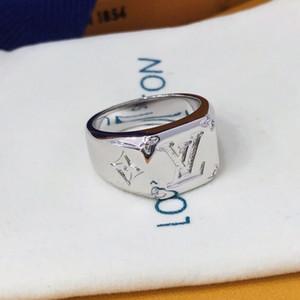 vendita calda anelli della fascia di donne anelli gioielli dal design di lusso d'argento per anelli di fidanzamento amante degli uomini per le coppie