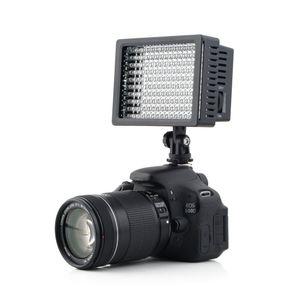 Freeshipping 니콘 카메라 DV 캠코더 사진 스튜디오 전문적인 고품질을위한 캐논에 대한 160 LED 스튜디오 비디오 라이트