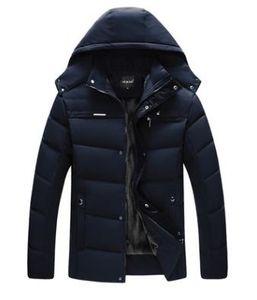 prendas de vestir ropa de algodón de los hombres de mediana edad ropa de invierno padre de los hombres de mediana edad P-233