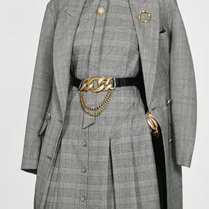 cintura de la manera correas de metal oro de la correa de cadena para las mujeres de alta calidad cintura strass ceinture femme regalo de Navidad