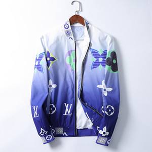 2020 Men and Women brand Jackets Luxury Sweatshirt letter printing Colorful Hoodie Long Sleeve Autumn Sports Zipper Top quality