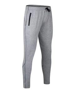 2019 Spor Pantolon Erkek Fonu Pantolon Bound Feet Boş Zaman Pantolon Man Run Futbol Eğitim Vücut Pantolon Kapanış