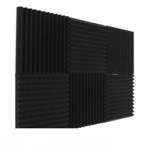2017 Mais Recente Absorção De Espuma Acústica À Prova de som de estúdio À Prova de Som 30*30*3 cm 35 PC