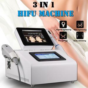 2019 HIFU Vaginal aperto HIFU frente da máquina de elevação HIFU Rejuvenescimento Vaginal rosto e corpo que Slimming o equipamento