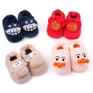 belle Roupas Bebe First Walkers Chaussures belle Roupa Bebe Prewalker doux Automne Hiver Chaussures enfants pour le cadeau New Arrival