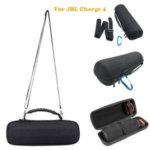 Yeni Moda Taşınabilir Omuz Taşıma Çantası İçin JBL Şarj 4 EVA Sert Saklama Kutusu Kapak