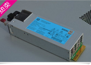 Alimentation 500W Flex fente Platinum Plus 720478-B21 754377-001