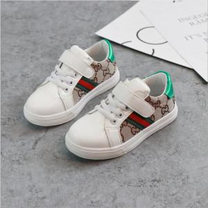 Zapatos para niños Niños zapatos planos zapatos planos de chicas calzado del niño zapatillas de deporte de los niños