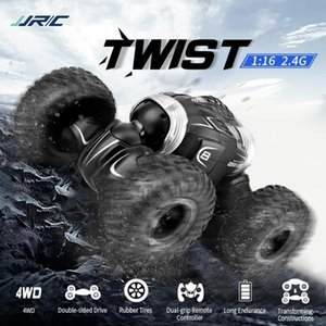 JJRC Q70 RC Car Radio Control 2.4GHz 4WD Twist- Desert Cars Off Road Remote Control Cars High Speed Climbing RC Car Boys Toys MX200414