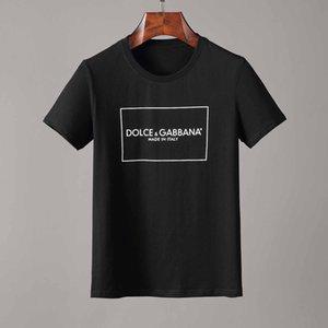 2019 Moda hombre Camiseta Season3 me siento como Pablo Tee mangas cortas del O-cuello de la camiseta Kanye West letra de la impresión camiseta 65