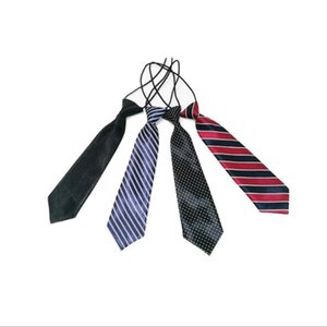2020 New Children's Clothing Korean Version Of Chaobao Personality Lazy Boys And Girls Children Show Small Tie Elastic Elastic Tie