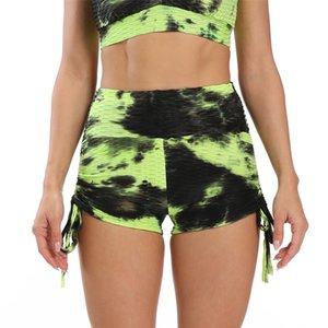 Peeli polainas de deportes de yoga pantalones-Vital fisuras Running-Gymwear entrenamiento Medias Butt-Scrunch # 498
