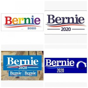 2020 Trump Sticker Election USA President Bernie Car Bumper Stickers Home Decorate Party Gift Fashion Selling 1 5jw H1