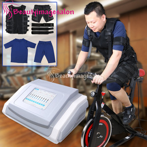High Quality Slimming Massage EMS Suits For Sale Body Sculpting And Slimming Machine For Different Gym Use