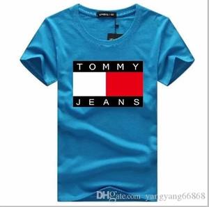 جديدة ماركة قمصان الأعمال T من الرجال والنساء 9 قمصان اللون بالاضافة الى حجم عادية تي SHRITS قصيرة الأكمام طوق جولة في الهواء الطلق poloshirt الملابس جولف