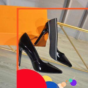 Großhandel Designer-Schuhe Turnschuhe So Kate Styles High Heels 10 cm echtes Leder Punkt Toe
