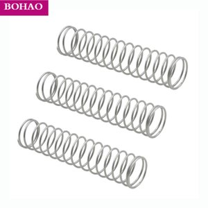 3 Pack Metal Trumpet Value Piston Spring Musical Brass Accessories Parts