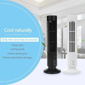 Mini Air ventilation tour ventilateur de refroidissement USB Ventilateur sans lame ventilateur petit air conditionné appareils ménagers pour L'été