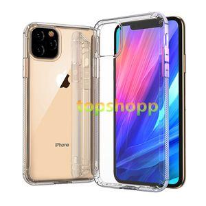 Официальный стиль Очистить телефон чехол для iPhone XI HD Прозрачный ударопрочный чехол для iPhone XIR XIS MAX 11 2019 Case