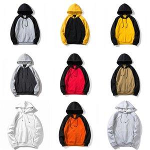 Neue beiläufige Knitting Thick Hoodie Zip Kapuze Männer Sweatshirts M-XXL # 188