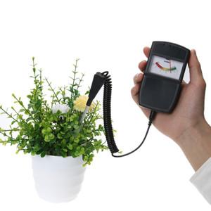 2.5-10.0ph 식물을위한 토양 Ph 수준 측정기 작물 꽃 식물성 산성 수분 Ph 측정 가든 도구 T8190619