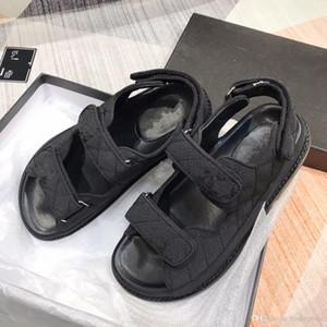 cuir multi couleurs bâton magique noir cristal veau sandales plate-forme matelassée femmes chaussures de mode taille 35 à 41 tradingbear