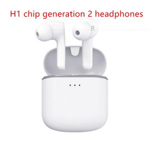 2020 New Arrivals H1 Chip GPS Rename AP2 tws bluetooth earphone Earbuds headphones Wireless Charging Case Optical Detection Pods