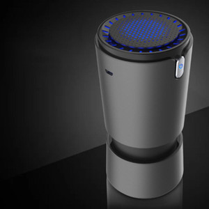 Kuulee العالمي سيارة لتنقية الهواء USB لتنقية الهواء أنيون