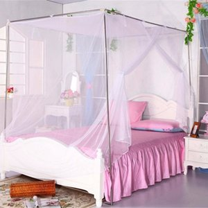 Lace Mosquito Net Fly Repellent Tent Summer Bedroom Twin King Size Student Bed Fly Insect Reject Canopy Mosquito Nets