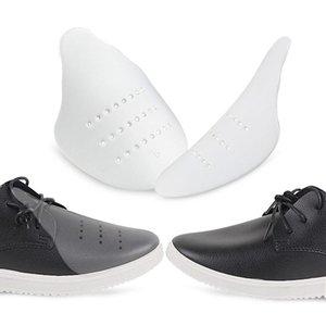 Nuove scarpe per Shields Sneaker Shoes Toe Cap Antirughe scarpe Supporto antipiega di Rugosa Fold scarpe Accessori scarpe barella
