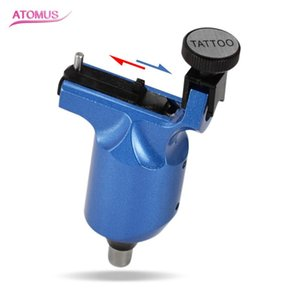 blue Rotary Tattoo Machine Professional Imported Stealth Gun Maquina De Tattoo Rotativa