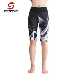SOUTEAM Brand 2017 New Sport Leisure Shorts Lightweight Brazilian Yoga Shorts High-waist Quick-Dry Beach #S170116-1-181