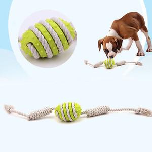 Pet Oyuncak Pet Pamuk Örgülü Kemik Halat Yavru Knot Köpek YENİ Komik Oyna Toy Chew