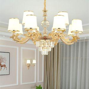Wohnzimmer Kronleuchter Modernes Restaurant kreative Persönlichkeit Atmosphäre Licht Luxus-Schlafzimmer-Lampe Nordic Stil Pendelleuchte
