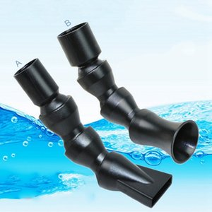 Aquarium Water Outlet Duckbilled Pump Nozzle Aquarium Cleaning Accessories Fish Tank Cleaning Water Outflow Outlet Head Tools