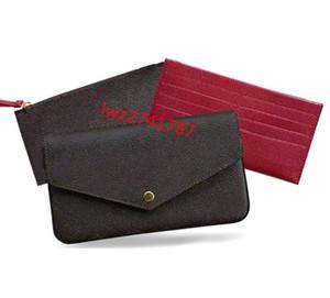 le numéro de série à l'intérieur sac à bandoulière sac à main sac femme sac de mode de haute qualité en cuir véritable porte-monnaie porte-monnaie cluth avec la boîte