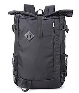 Саквояж Street Art Литературные Холст Рюкзак Минималистский ретро рюкзак Дикий отдых Корейский Schoolbag сумка новый