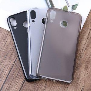 Télécommunications téléphones cellulaires JONSNOW TPU pour ASUS Zenfone Max Pro M1 ZB602 ZB555 5 / 5Z 2018 ZS620KL ZE620KL Pudding Téléphone souple Retour