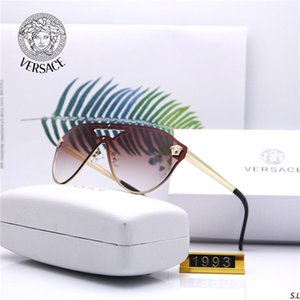 2020 Rimless Oval Frame Women Vintage Sports Sun Glasses Oculos De Sol menLuxuryDesignerBrand1Gmedusa 1G