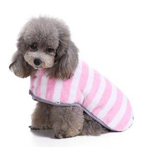 Vêtements de chien d'hiver Dog Dog Dog Moyen Coating Down Fournitures pour Pet Parkas Taille Petite Grande Jacket Epeem
