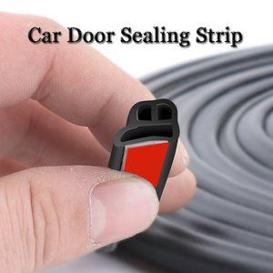 Автомобиль Sealer L-типа Автомобили Магистральные край уплотнения Полоски клейкие наклейки Auto Door Резиновые уплотнения полосы Звукоизоляция Уплотнитель