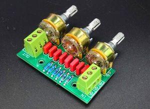 PA tablero de tono pasivo / ajuste de alta y baja de sonido / Tarjeta delantera / componentes electrónicos